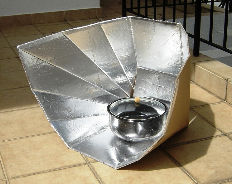 Cocina Solar Tecnolog 237 A Y F 237 Sica En El Colegio Caude