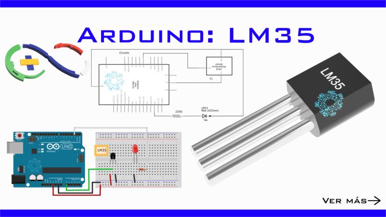 Resultado de imagen de lm35 arduino